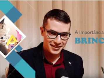 [Entrevista] A Importância do Brincar na Constituição do Sujeito