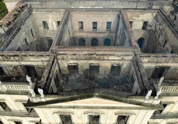 [Artigo] Antonio Quinet sobre o Incêndio no Museu do Rio