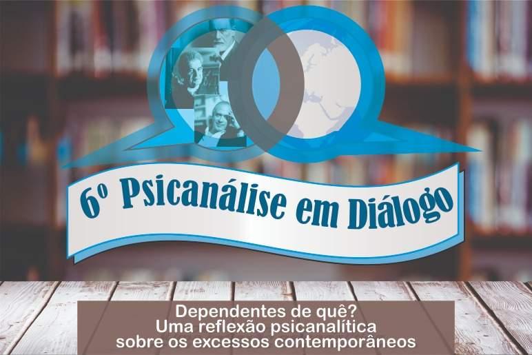 [Nova data] Dependências será o tema do Psicanálise em Diálogo e série de Seminários com Psicanalista Francês Benoît
