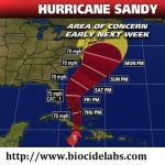 Hurricane Sandy and The Worst Case Scenario….