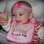 Flashback Wordless Wednesday #8–Baby Smiles