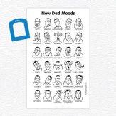 New Dad Moods
