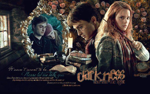 Who Doesn't Love JK Rowling's Harry Potter??