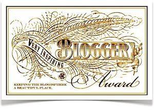The Very Inspiring Award!!