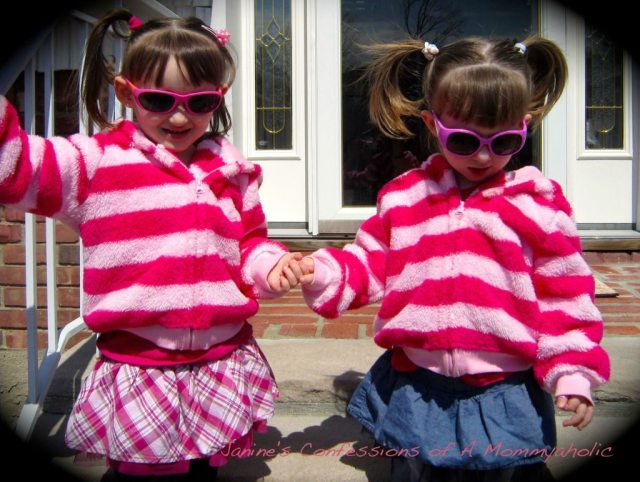 Real Kids Sunglasses Worn Outside for the First Time!!