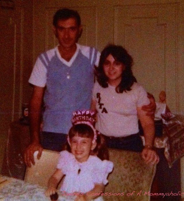 June 10, 1977--My 5th Birthday!!