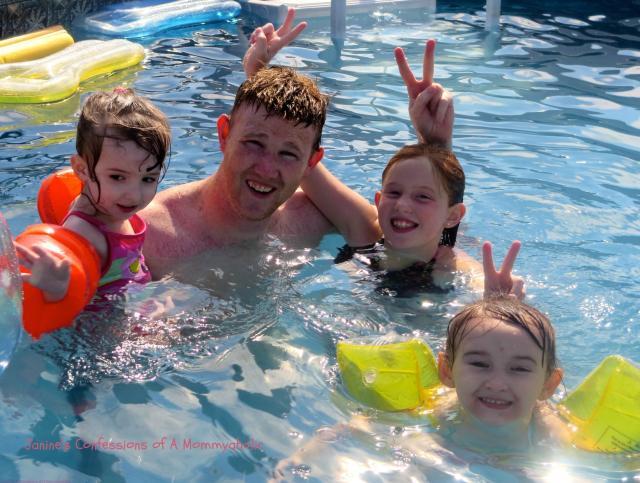 Heatwave Pool Fun!