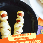 Crescent Mummy Dogs Recipe