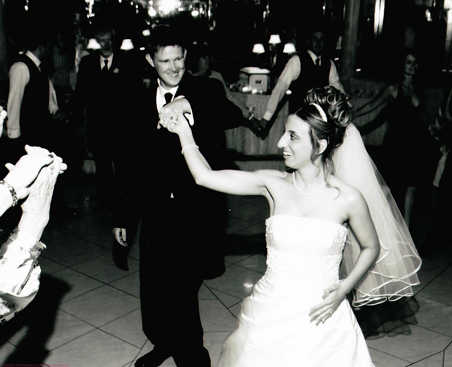 Dancing Away Happily Ever After!