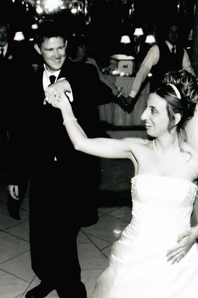 Our Wedding Night!!