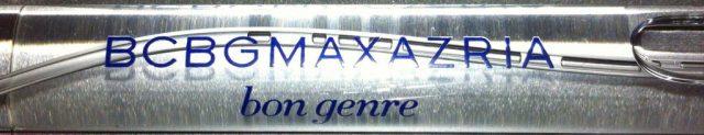 BCBGMAXAZRIA-Bon Genre Eau Parfum