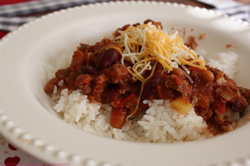 Yummy Crock Pot Chili