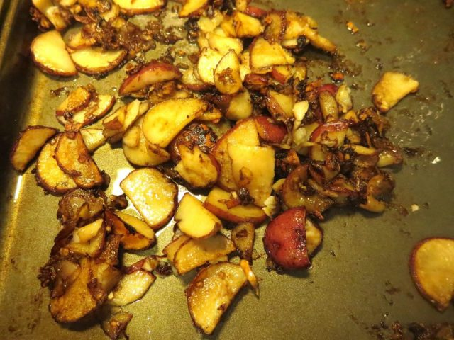 Roasted Potatoes with Onion Soup Mix-Recipe to Follow Soon!