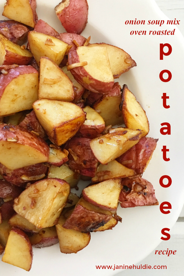 Onion Soup Mix Oven Roasted Red Potatoes