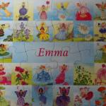 Personalized Puzzles Fit for Two Princesses ~ Thanks to Reagan's Toy Chest, Plus 10% Discount