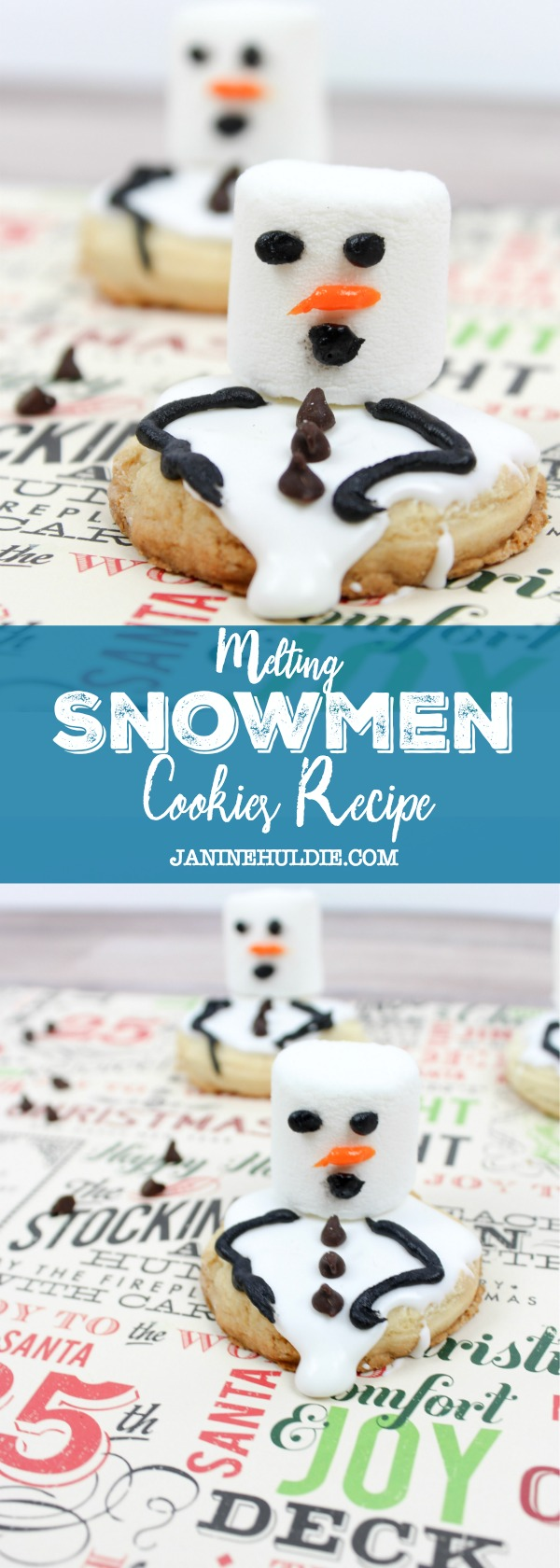 Melting Snowmen, This Mom's Confessions