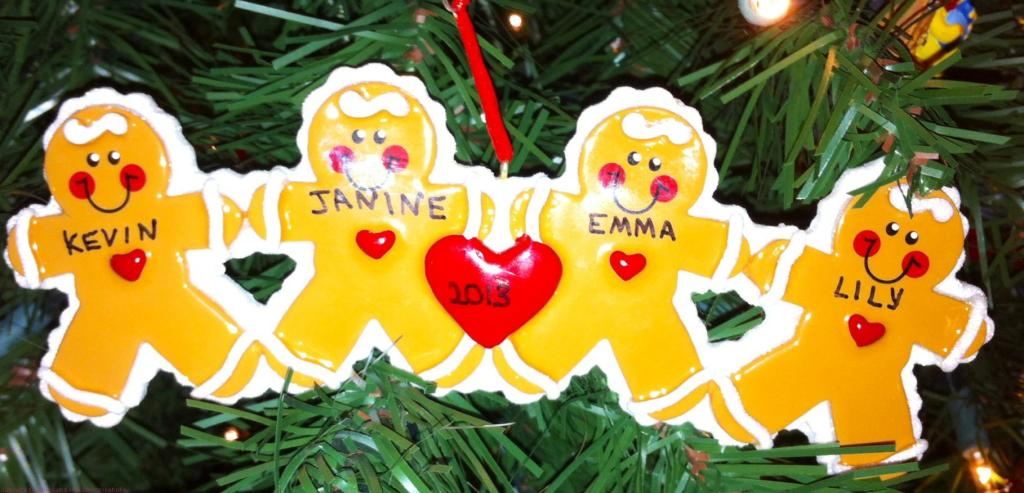 2013 We Were Gingerbread People for Christmas!
