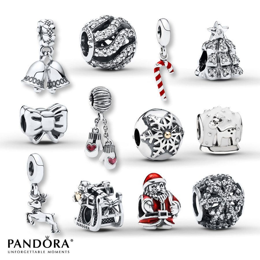 Pandora's 12 Days of Christmas 2013