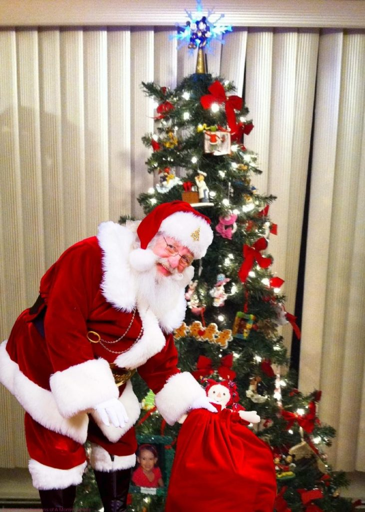 Santa Visited!