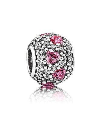 Pandora Shimmering Heart Charm