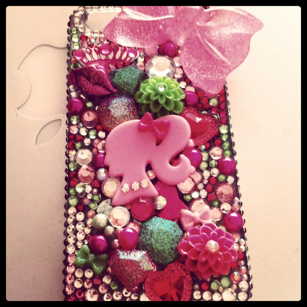 Adorable Barbie iPhone Cell Phone Case