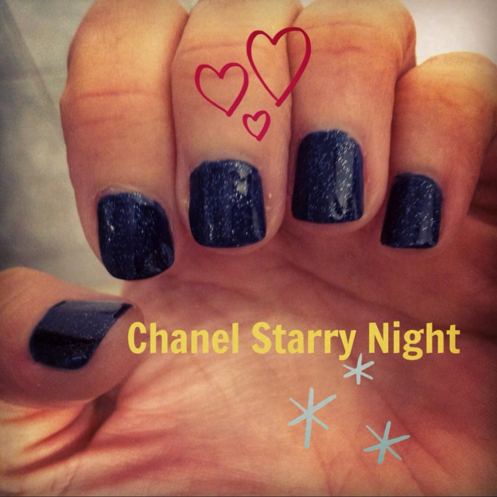 Chanel Le Vernis Starry Night