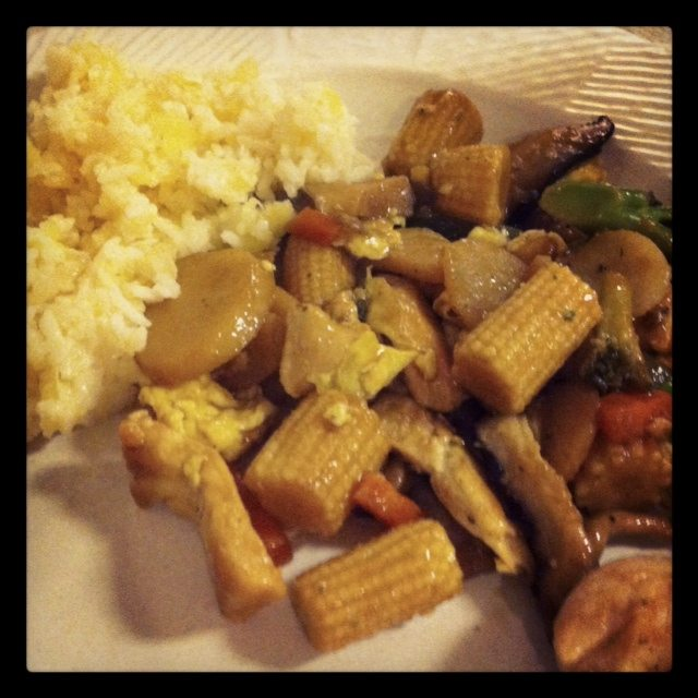 Yummy Chicken Stir Fry