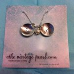 The Vintage Pearl Has All Hand Stamped Jewelry Needs Covered