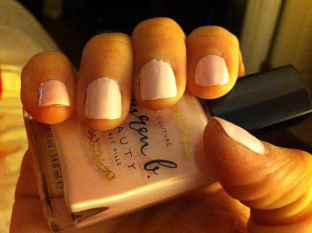 February Glossybox Nail Polish
