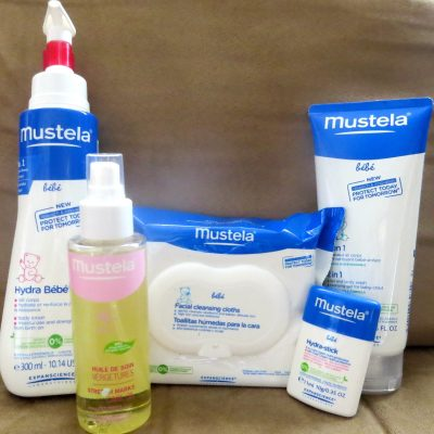 Mustela Skincare Has The Whole Family Covered