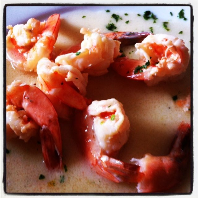 Yummy Shrimp Scampi
