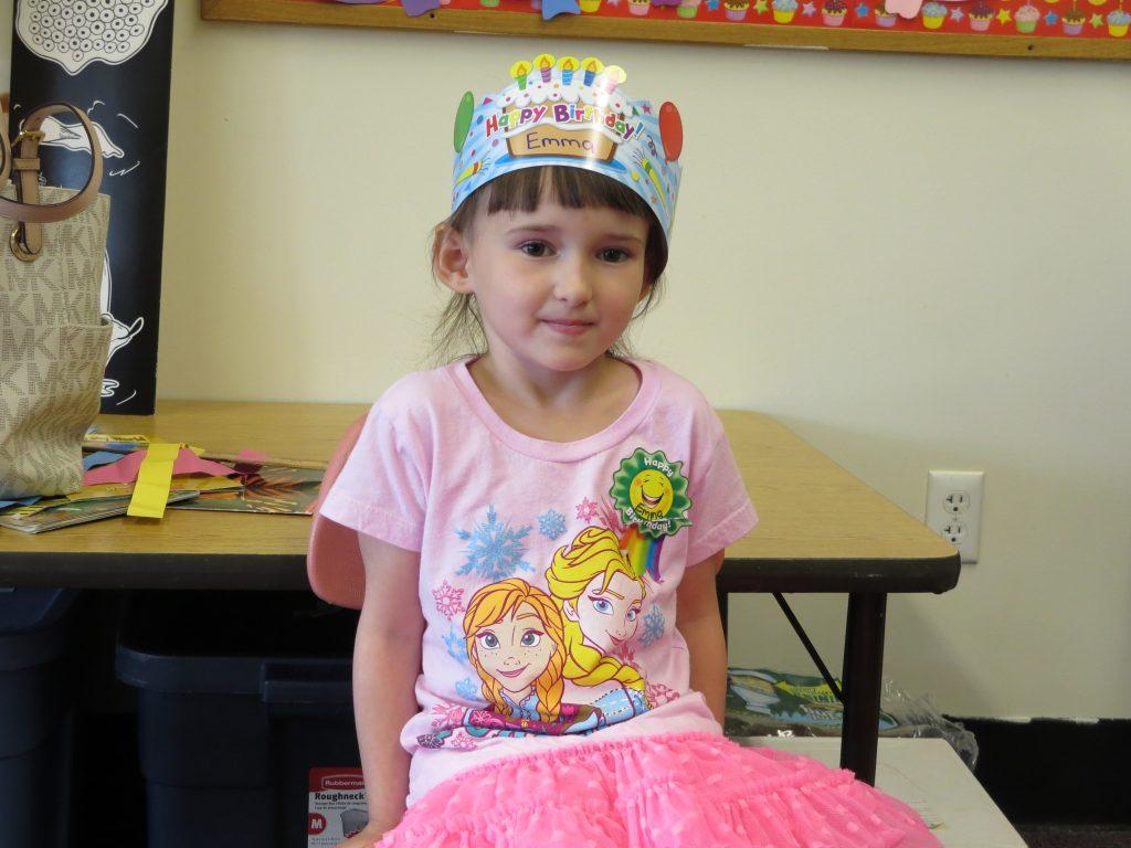 Emma Pre-School Birthday
