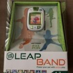 LeapBand & Healthy Habits For Kids From LeapFrog (Review)
