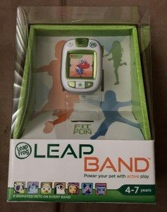 LeapBand in Box