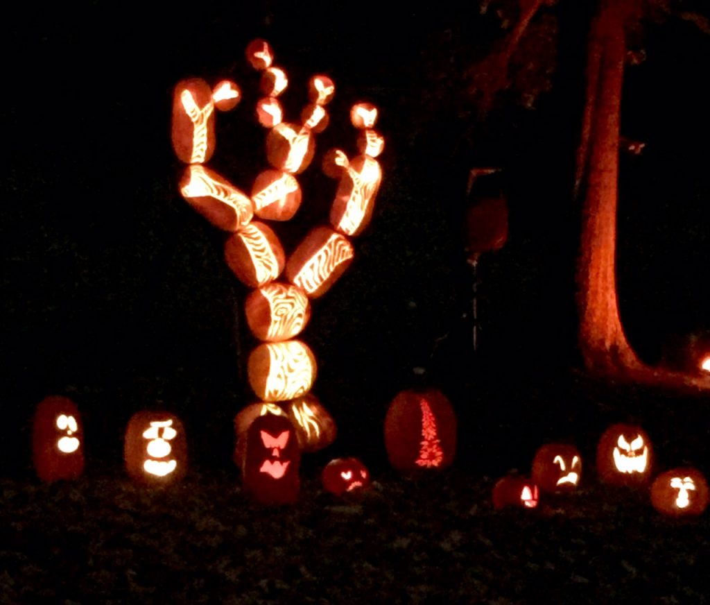 Tree of Bones