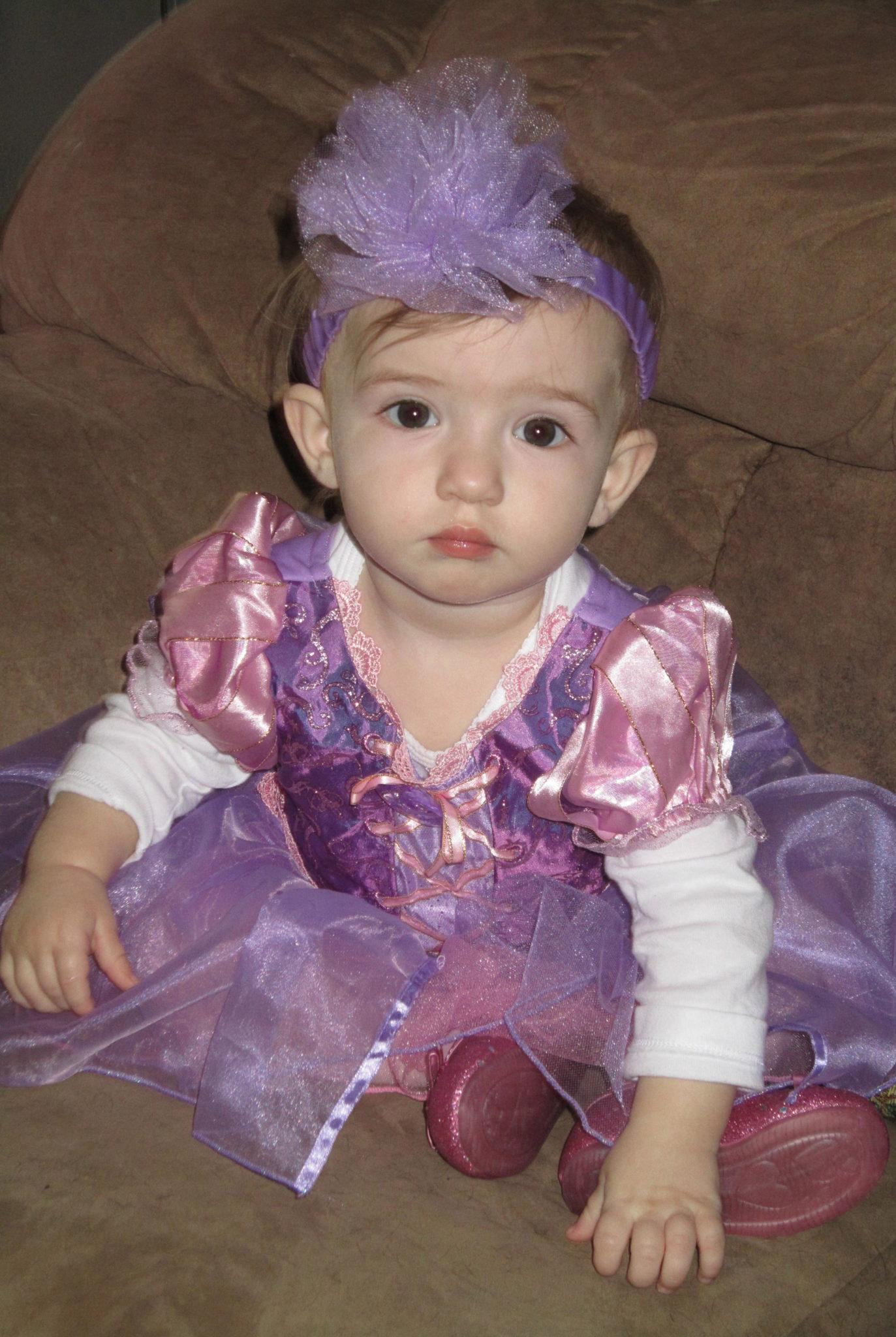 Lily Halloween 2012