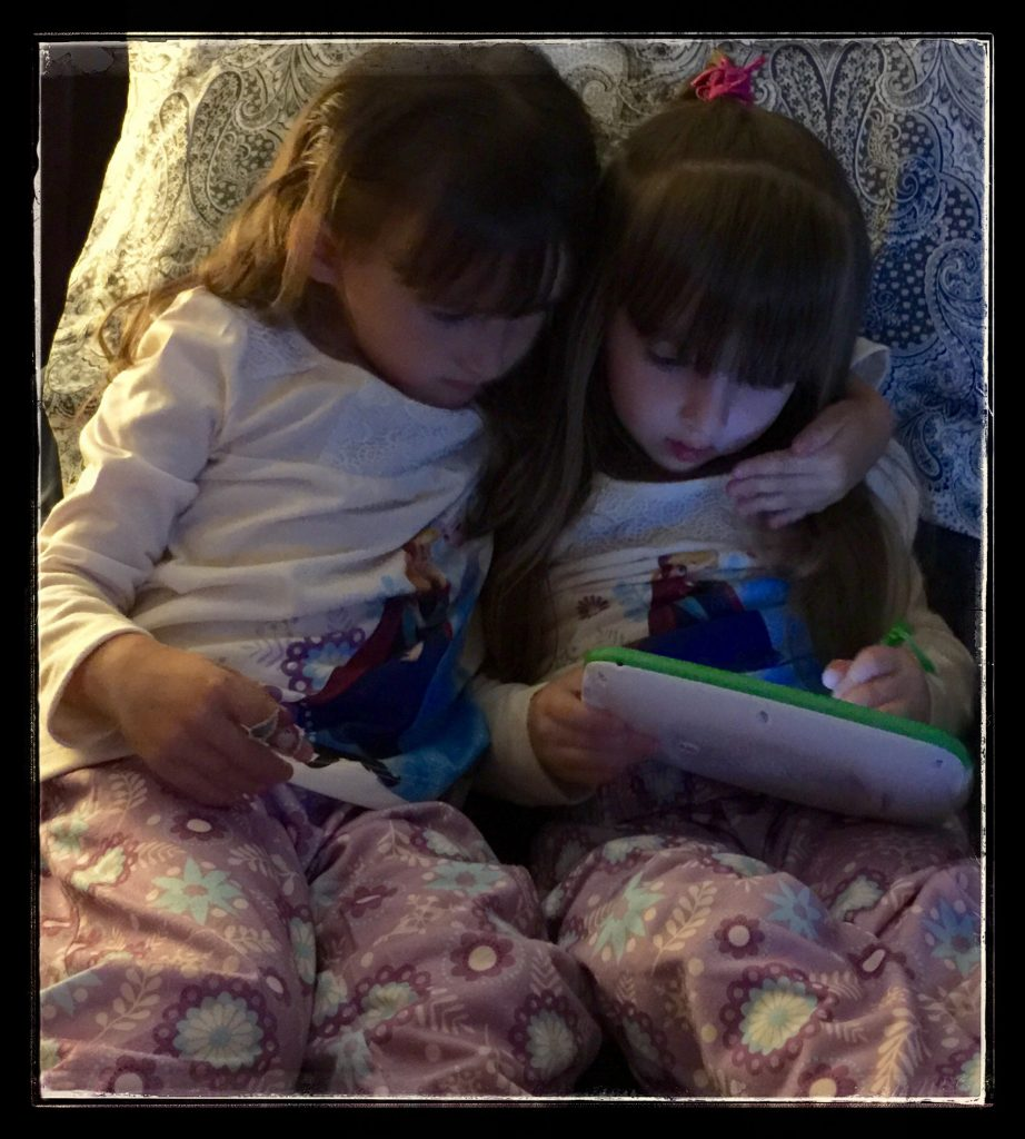 Playing on the LeapPad 3 Together