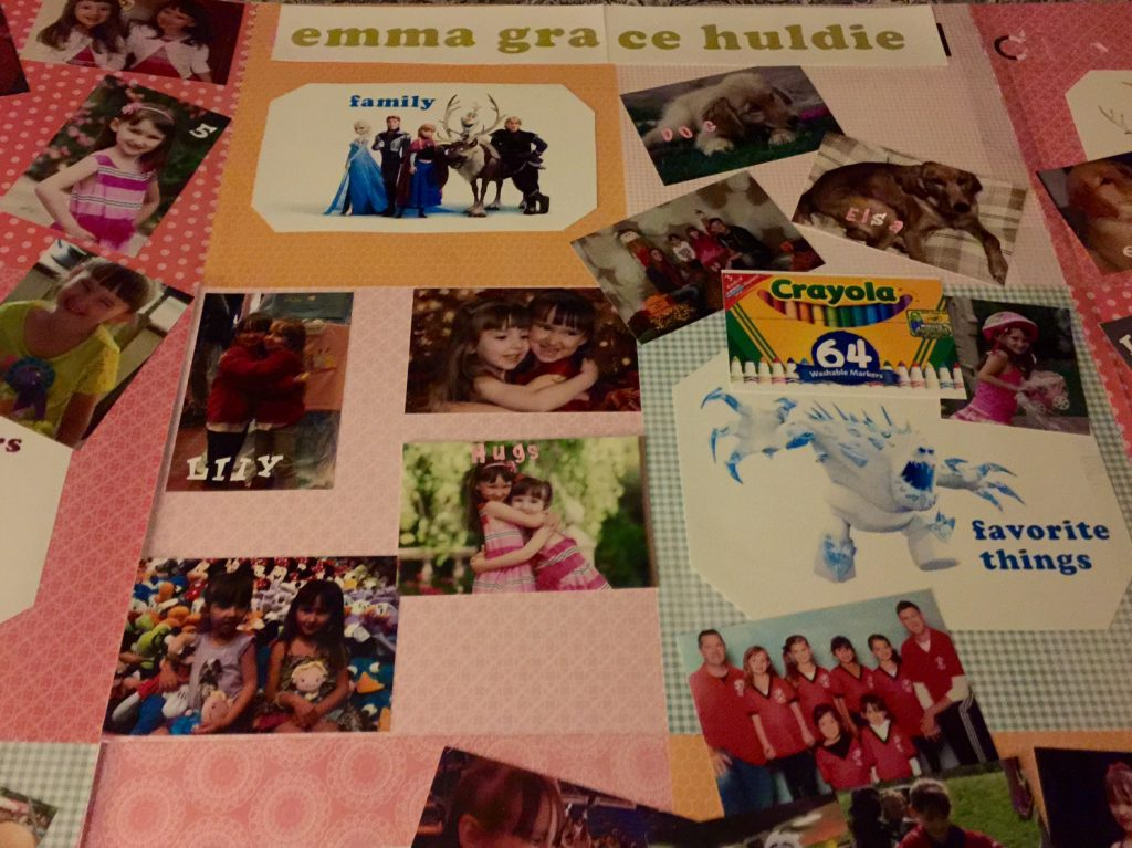 Star Week Poster for Emma 4