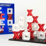 Bringing Back Family Game Night – Tic Stac Toe