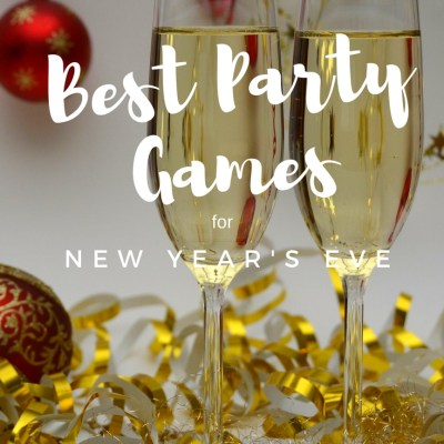 New Years Eve Best Party Games