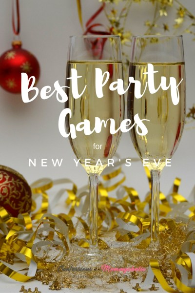 Best Party Games for New Years Eve