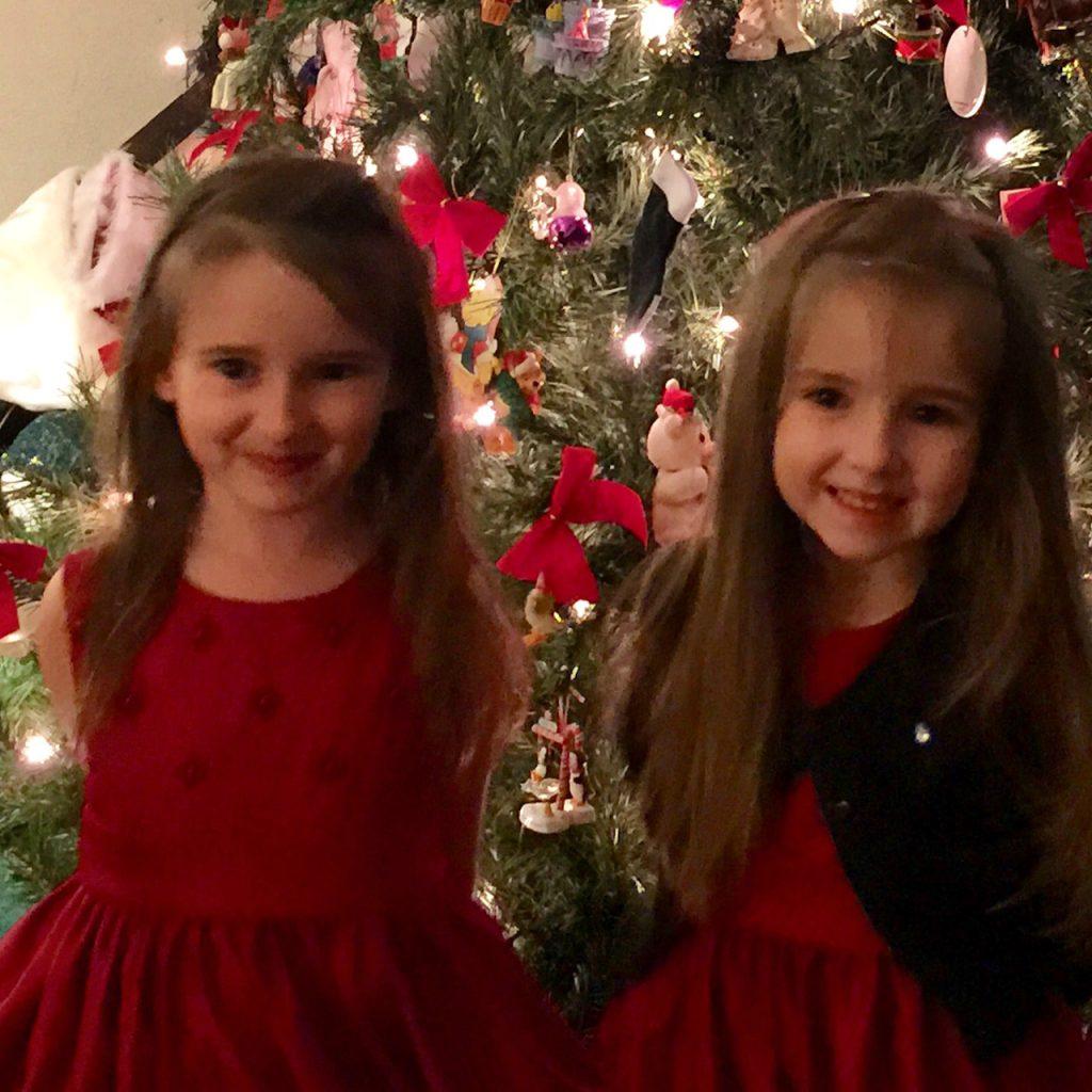 The Princesses Celebrating Christmas 2014