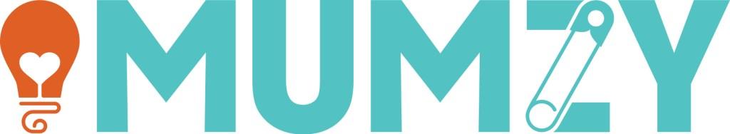 Mumzy Logo for Mom Entrepreneur