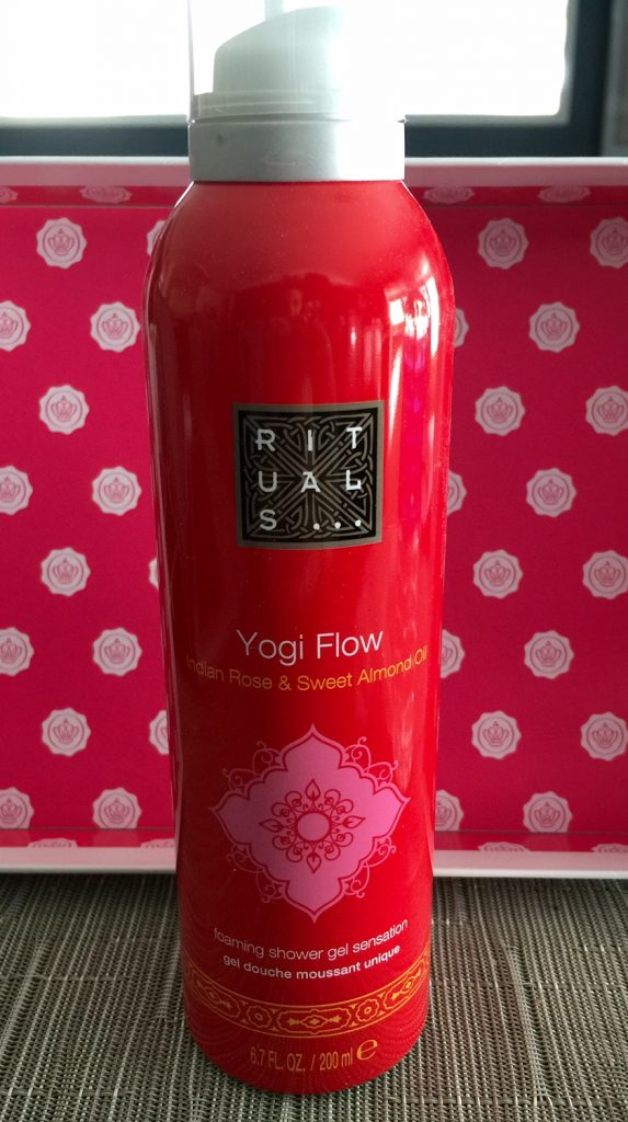 Rituals Cosmetics Foaming Shower Gel Sensation in Yogi Flow