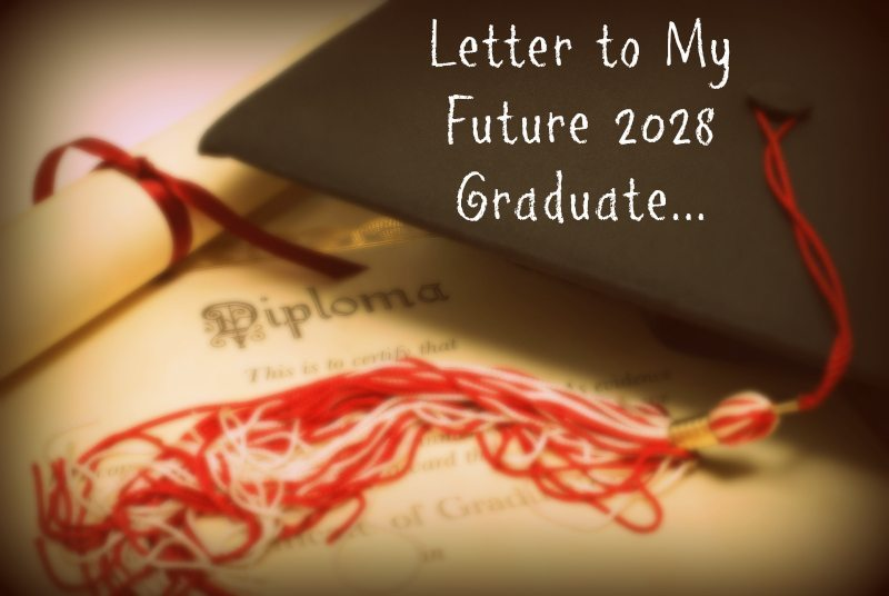 Letter to my 2028 Future Graduate