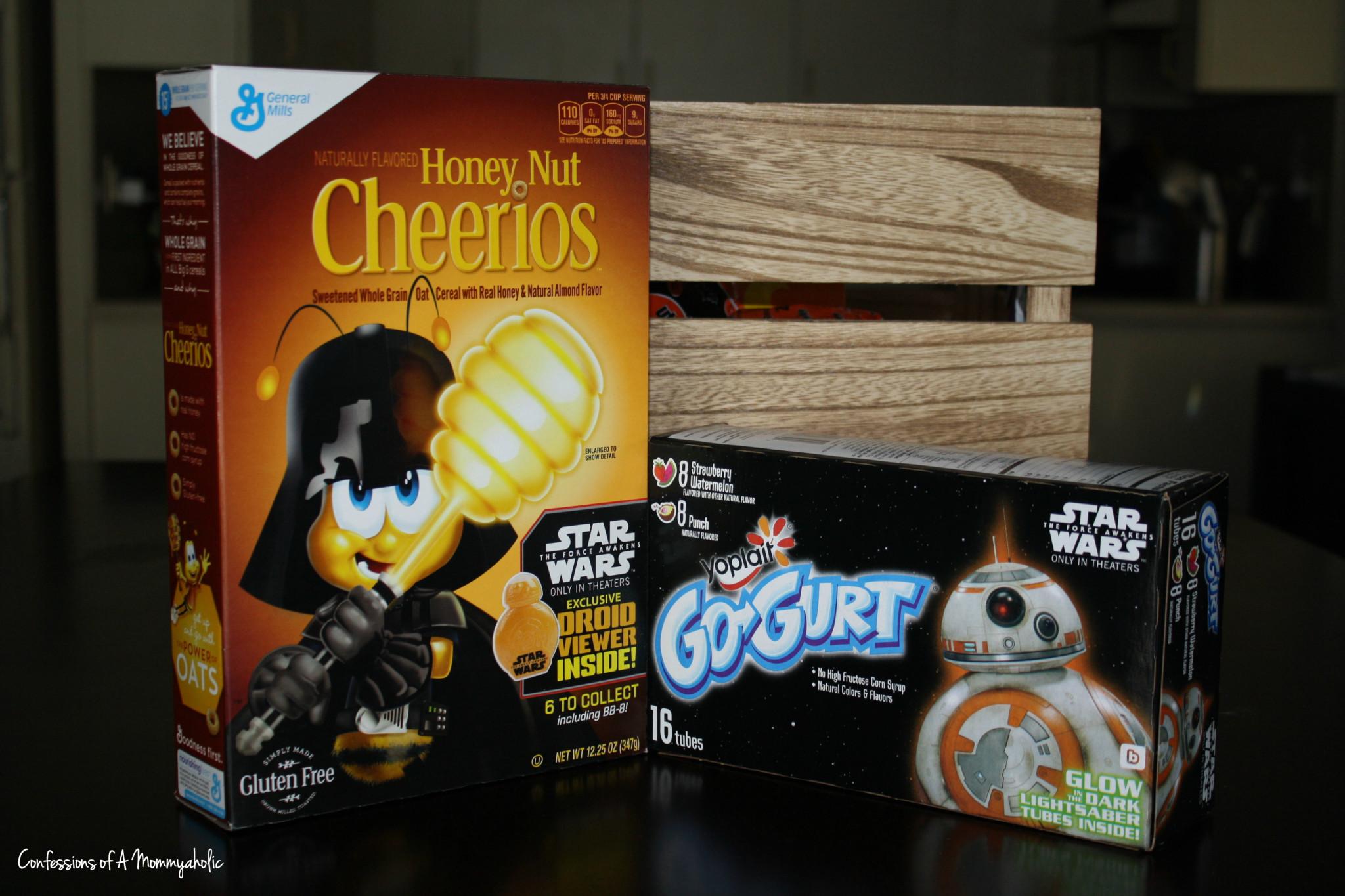 Star Wars™-Honeynut-Cheerios-Go-Gurt