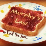 Murphy's Law to End 2015 But Joy for 2016