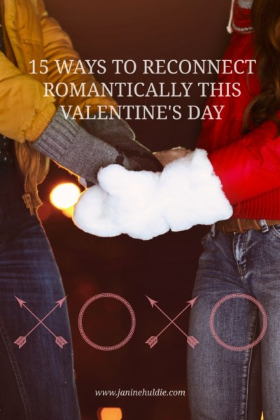 15 Ways to Reconnect Romantically This Valentine's Day Color