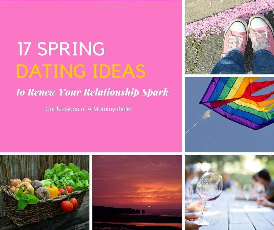 Spring dating ideas