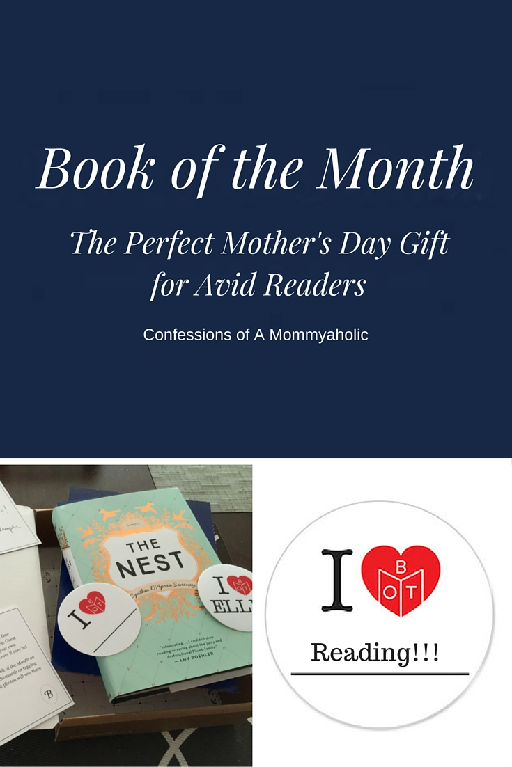 The Perfect Mother's Day Gift with Book of the Month